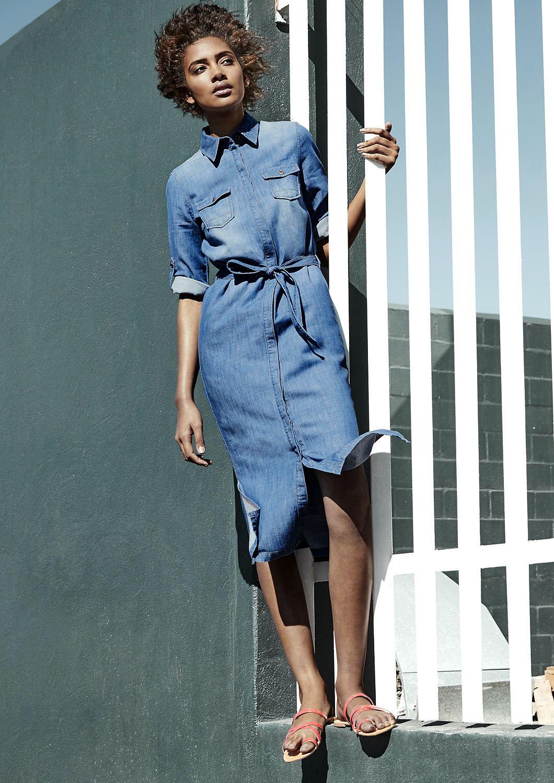 s.Oliver | Modestil, Kleider, Jeans kleid