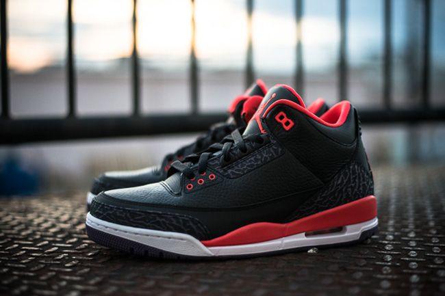 Air Jordan Retro 3 Date De Sortie De Pourpre Brillante