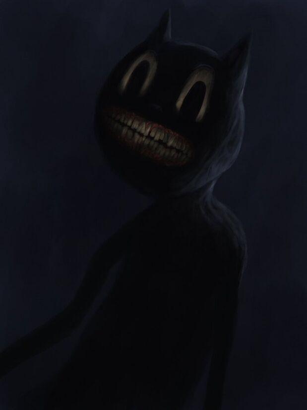 Antoons In Trevor Henderson Cartoon Cat Scary Images Cartoon Dog