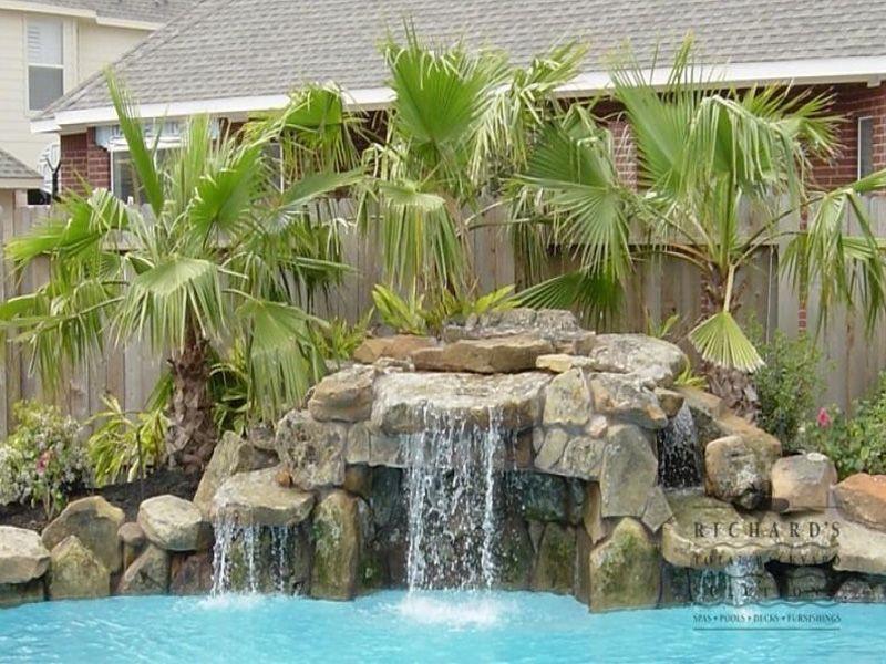 Houston Swimming Pool Gallery » Richards Total Backyard Solutions | Backyard  Dreaming | Pinterest | Swimming Pools, Backyard And Galleries