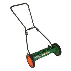 Pin On Manual Push Lawn Mowers