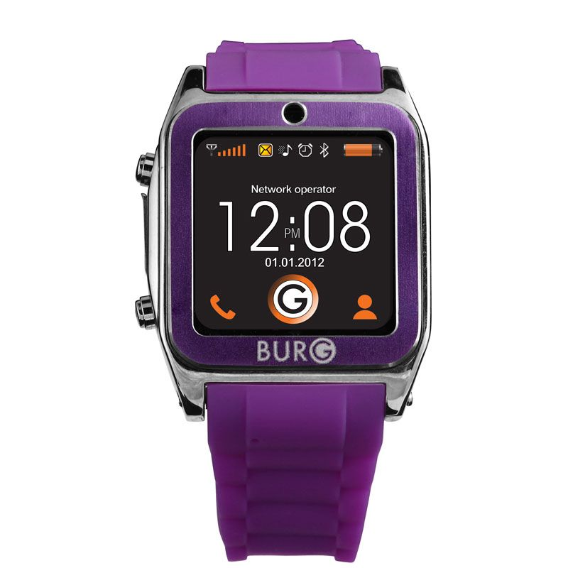 Burg Watch Phone 15 Hong Kong | New color! Love this design.