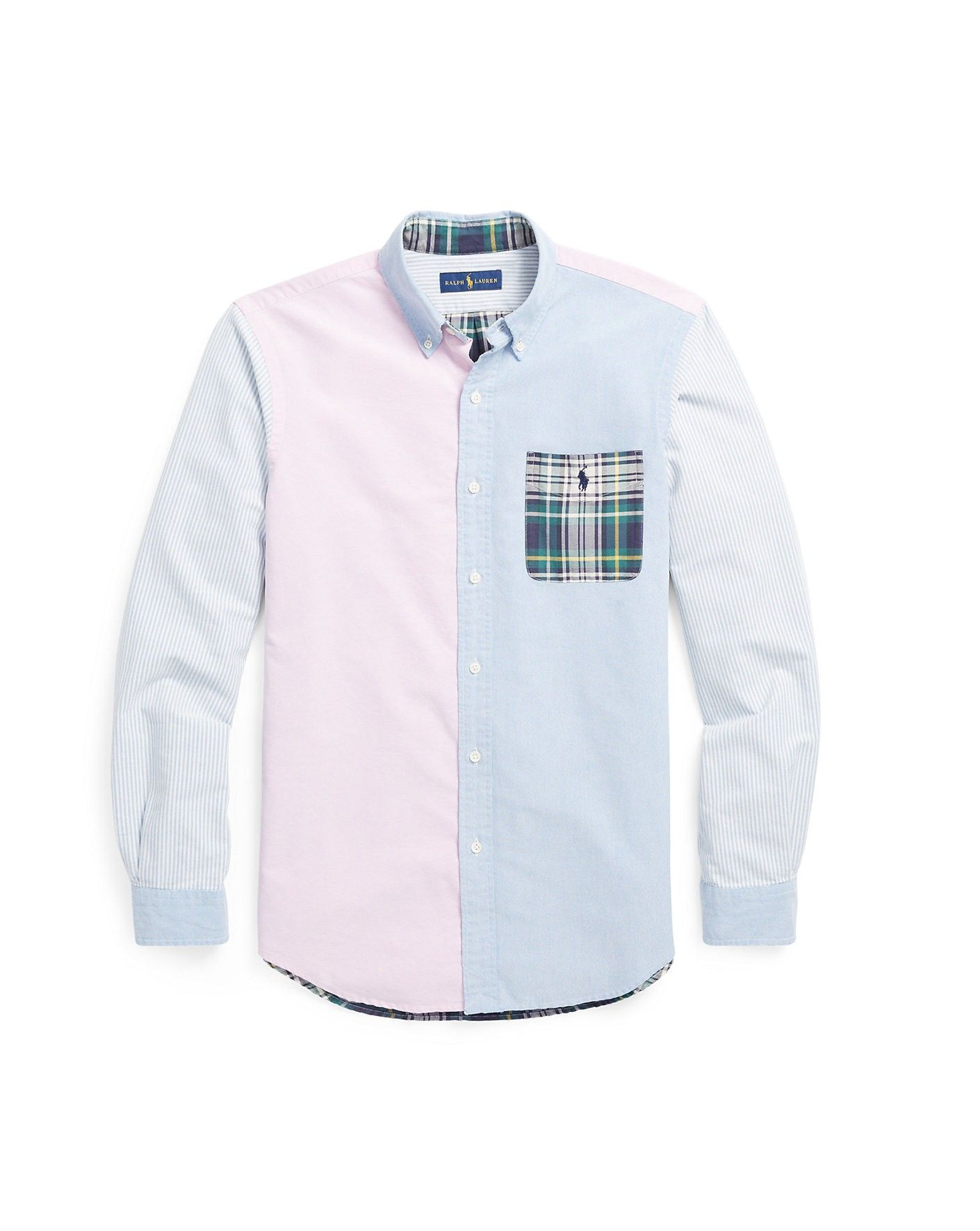 Lauren Polo Iconic Ralph The Oxford Shirt Fun vN8mOn0w