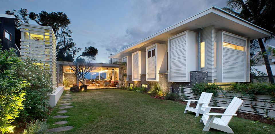 Architects Brisbane Beach House Architecture