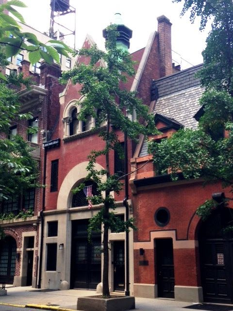 The 1896 Yerkes Carriage House No 149 East 69th St