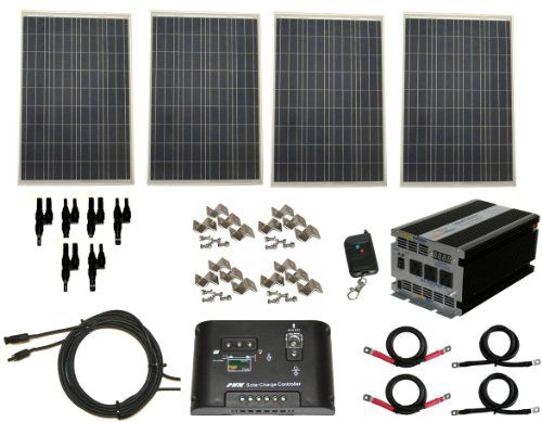 Get Off The Grid Now 1 Build Your Own Expandable Solar Power System Solar Power Kits Solar Panel Kits Solar Power Panels