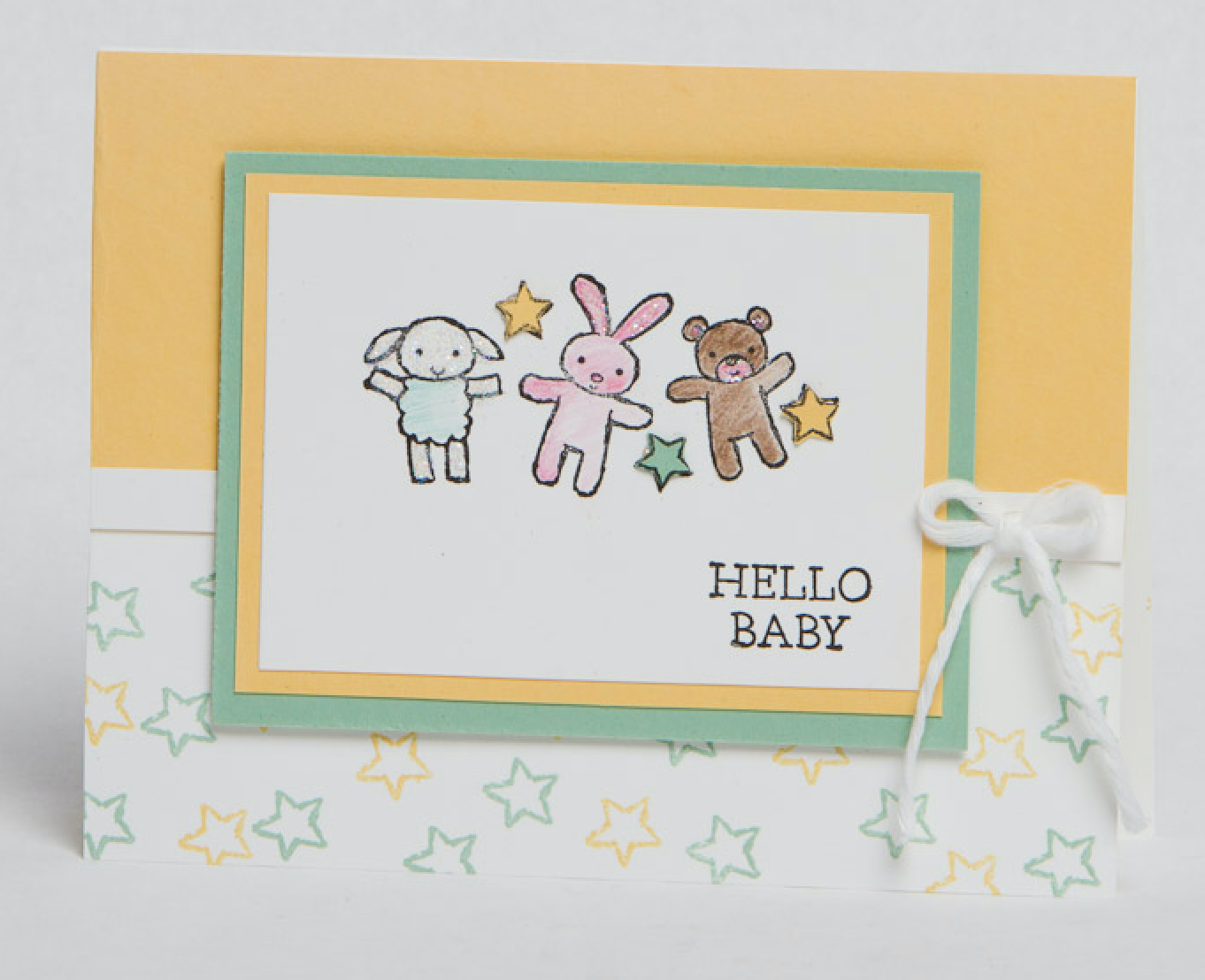 33 best su moon baby images on Pinterest   Cardmaking, Baby cards ...