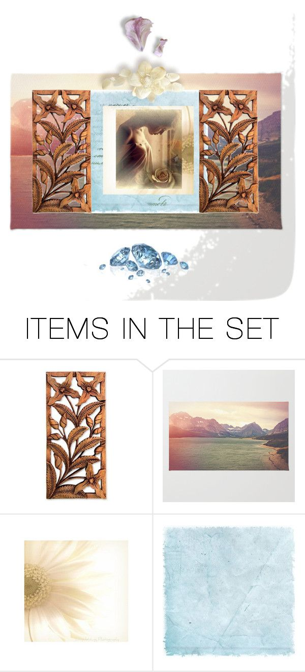 """""""Devotion"""" by thedecorationqueen on Polyvore featuring art"""