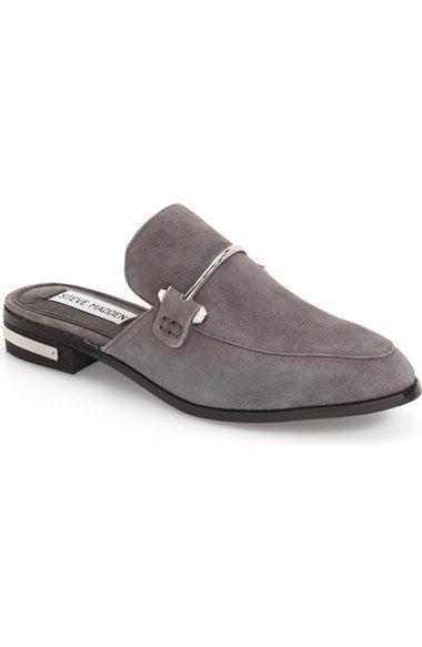 c75c77c861b64 Steve Madden Laaura Backless Loafer (Women) available at  Nordstrom ...