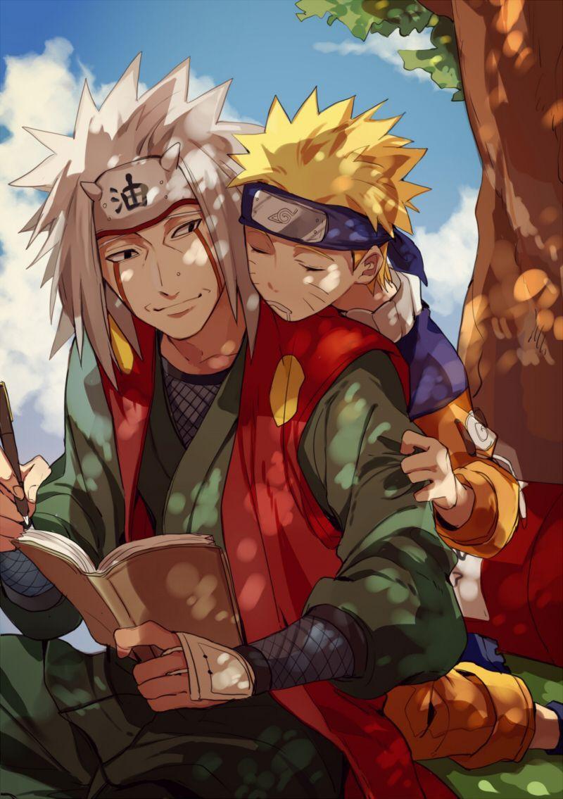 Photo of Naruto & Jiraiya #naruto #jiraiya #narutowallpaper Naruto & Jiraiya #naruto #jir …