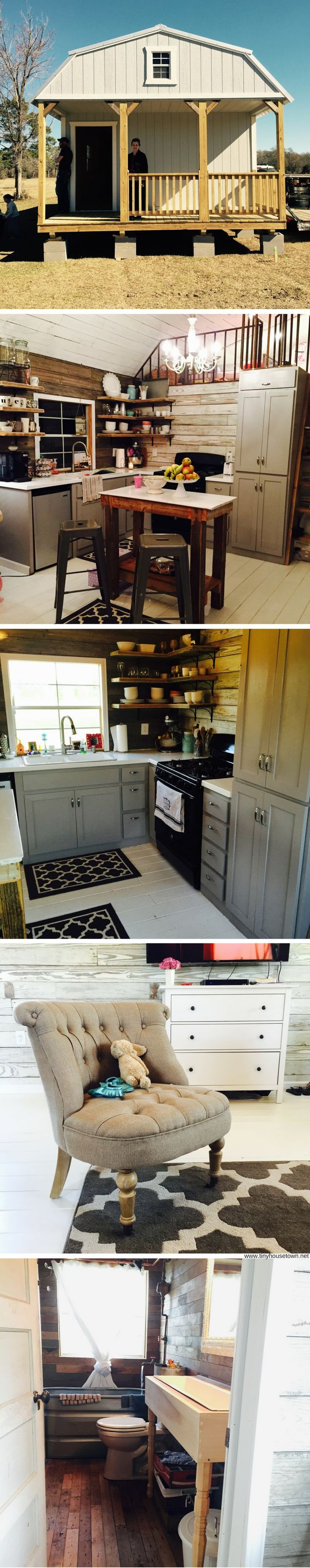 A 500 sq ft family home for sale in Texas Tiny House Pinterest