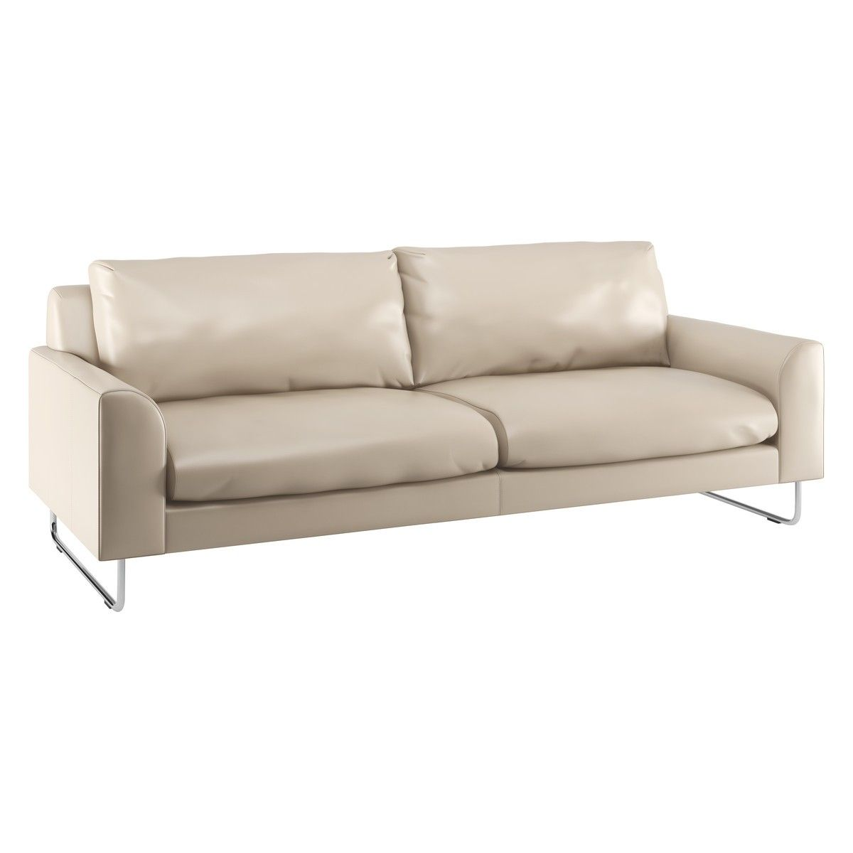 couch lounge sofa cream for loveseat chaise walls grey leather
