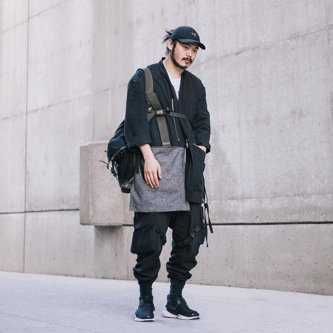 Inspo album pulling from all different areas of streetwear, including  techwear, grunge, hype, minimalist, high fashion, and skater.