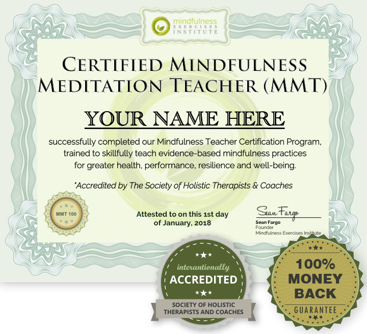 mindfulness teaching certification program | mindfulness | Pinterest ...