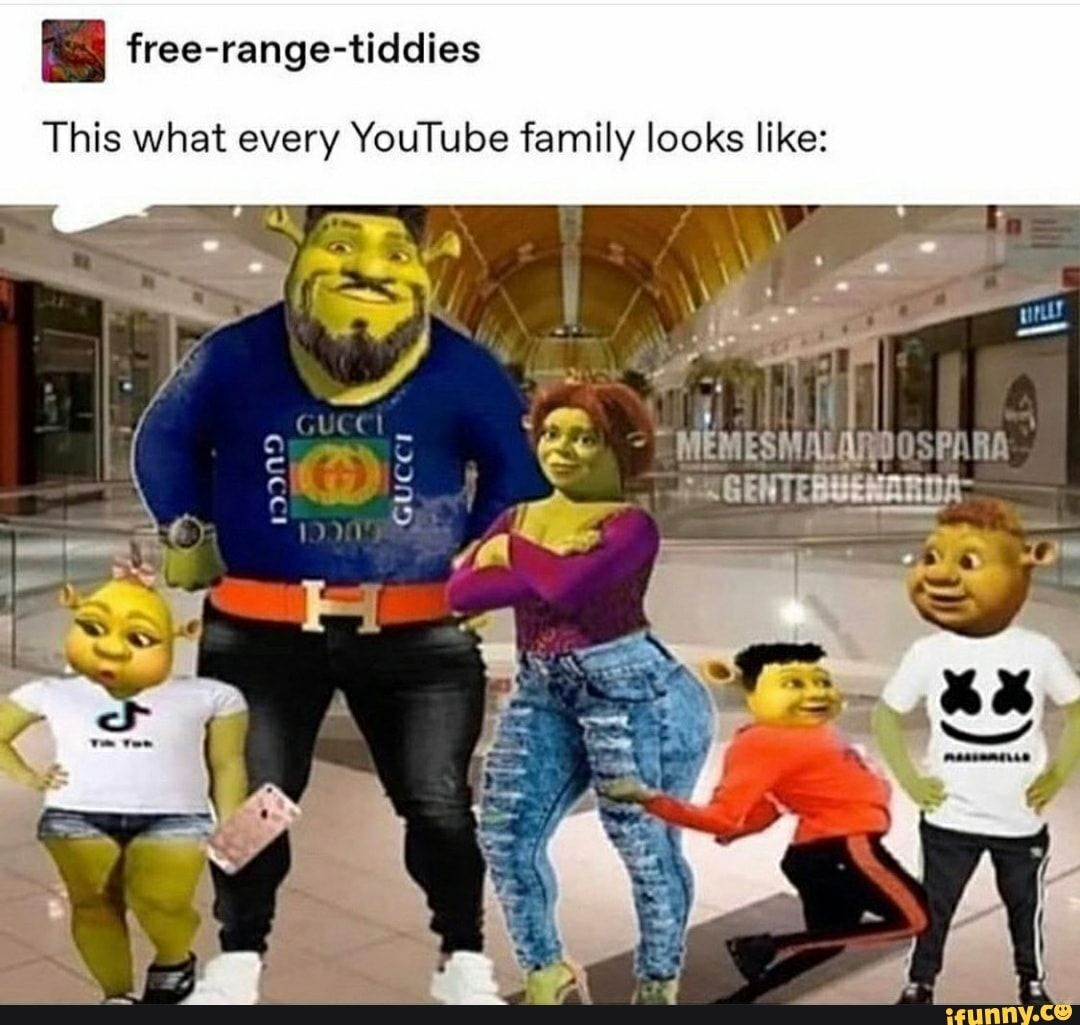 This What Every Youtube Family Looks Like Ifunny Funny Black Memes Really Funny Memes Stupid Funny Memes