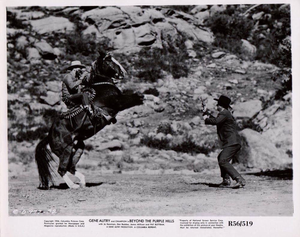 1950 - Beyond the Purple Hills -  Gene Autry, Champion, Jo-Carroll Dennison
