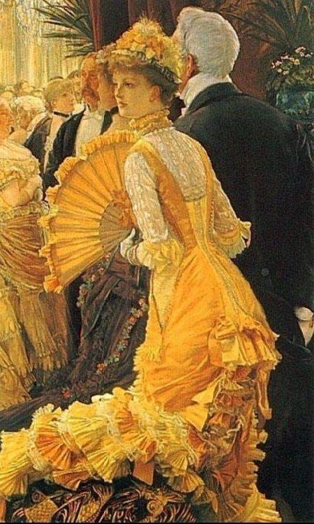 James Jacques Joseph Tissot - the ball