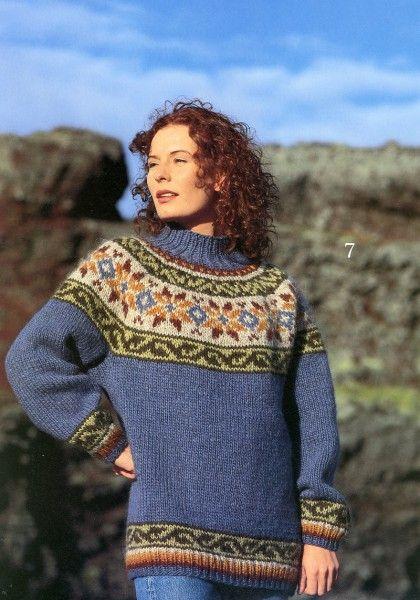 islandpullover alafoss lopi nr 07 18 knitting. Black Bedroom Furniture Sets. Home Design Ideas