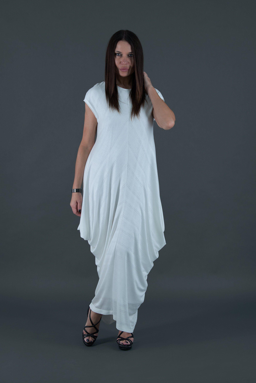 c2eb4f50738 White Cotton Dress