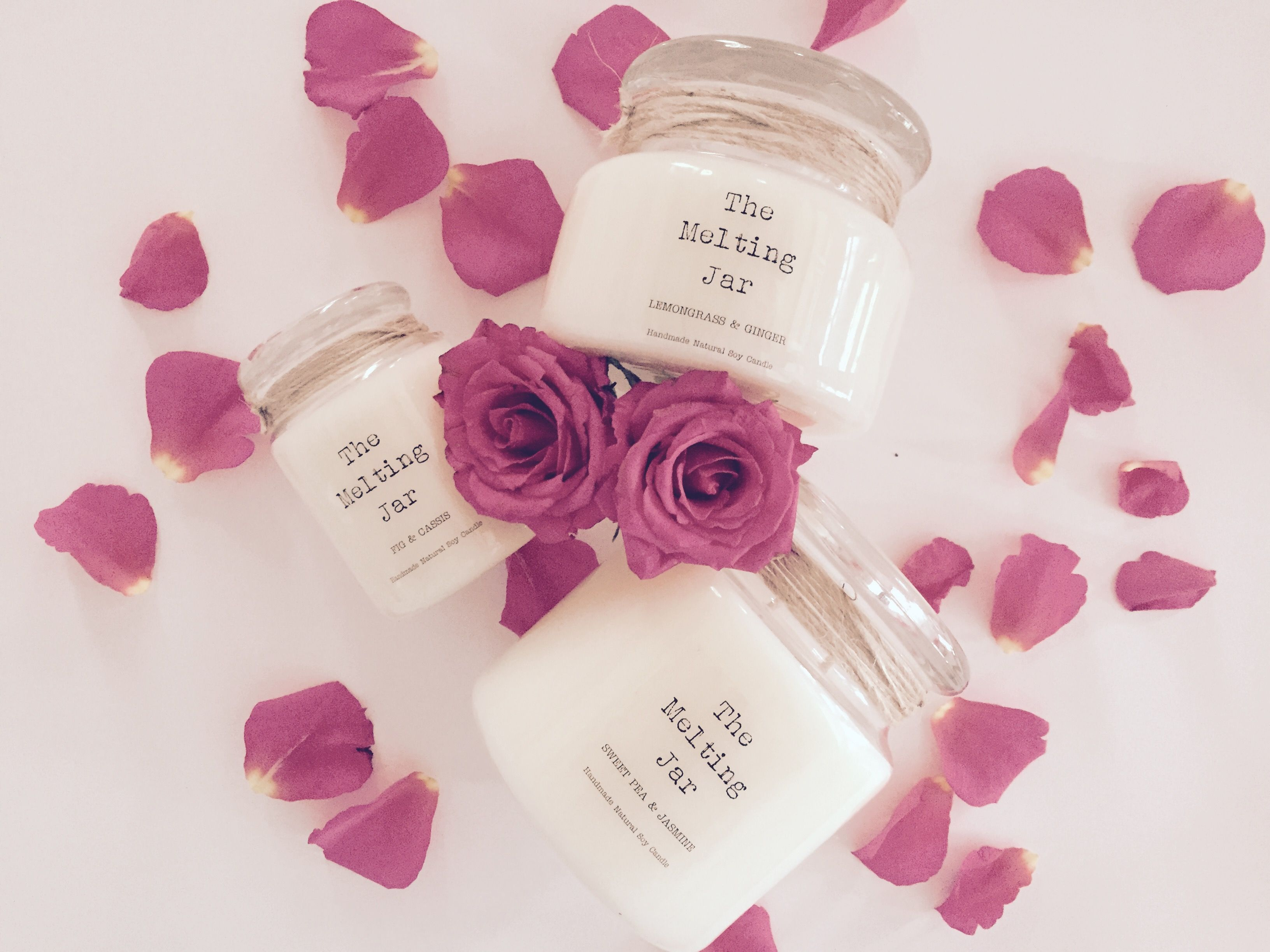 49 best Handmade Natural Soy Candles images on Pinterest | Arm work ...
