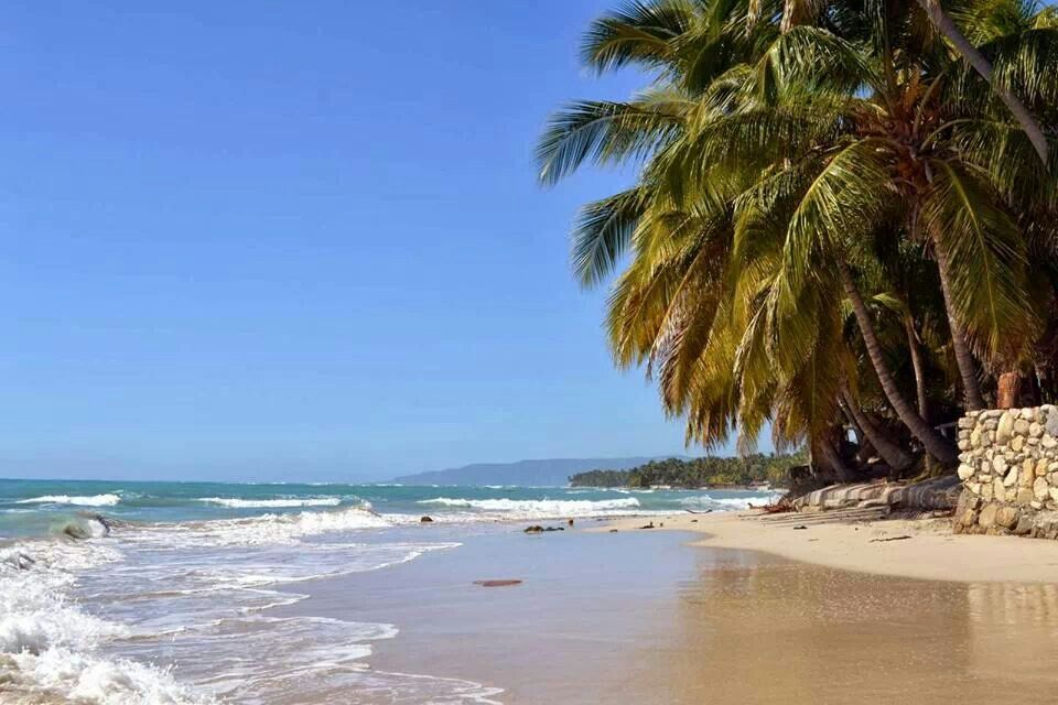 Beach Of Jacmel Haiti