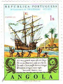 "Luis de Camões, portuguese poet (1524-1580), author of the Epic ""Os Lusíadas"""