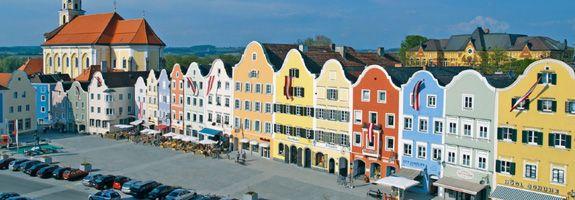 bunte stadt österreich - Google-Suche
