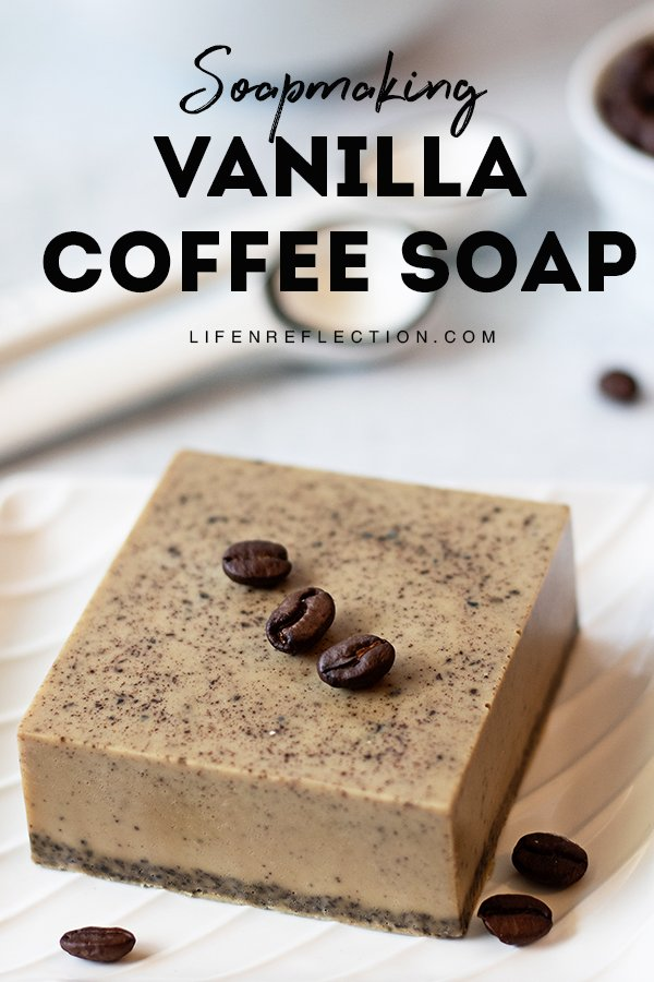 Easy Coffee Soap Recipe: Melt and Pour Soap for Beginners