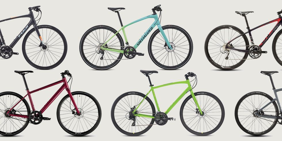 The Best And Most Fun Fitness And Hybrid Bikes Bicycle Workout