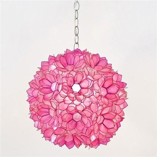 Venus Pendant Pink - #pendant #light #lighting   Modern Lighting ...