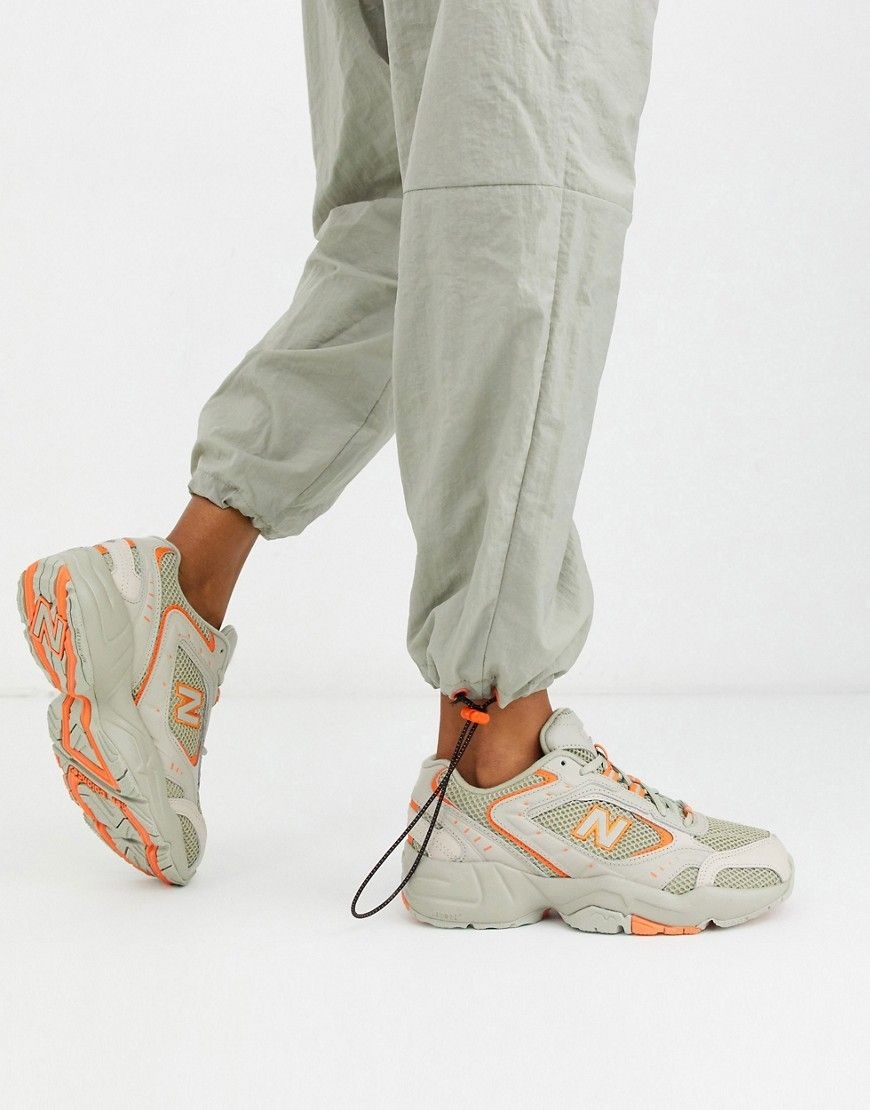 New Balance Utility Pack 452 Sneakers