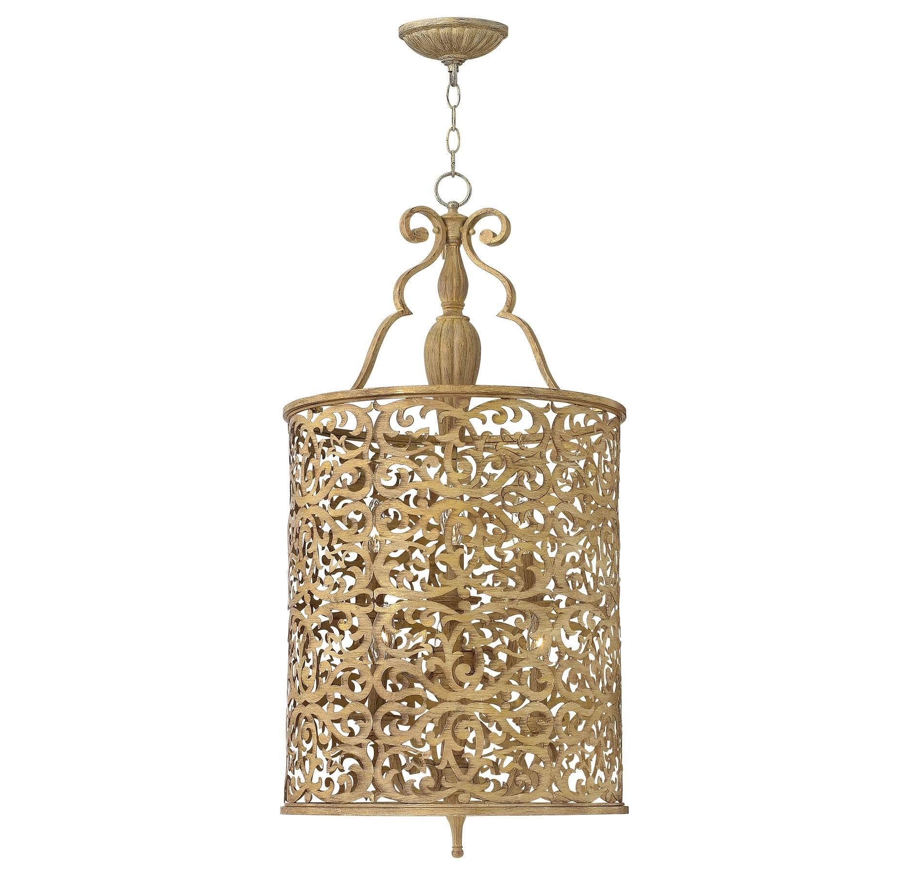 Fredrick ramond carabel lt entry light in brushed champagne finish