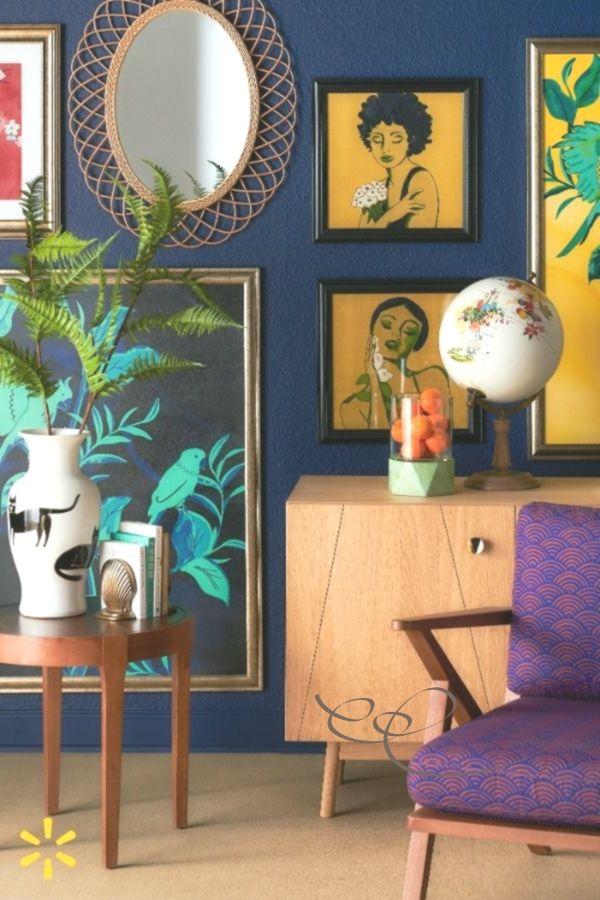 Drew Barrymore Flower Home   Decor, Home decor, Eclectic decor