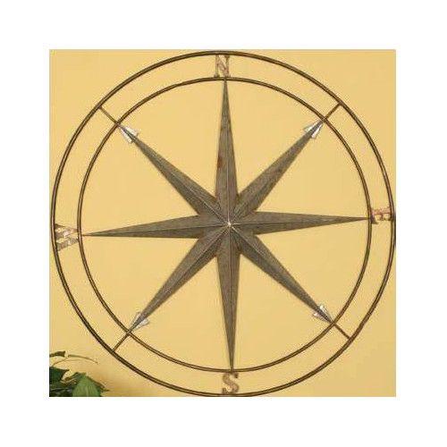 Mario Industries Compass Wall Décor | Home Decor | Pinterest | Wall ...