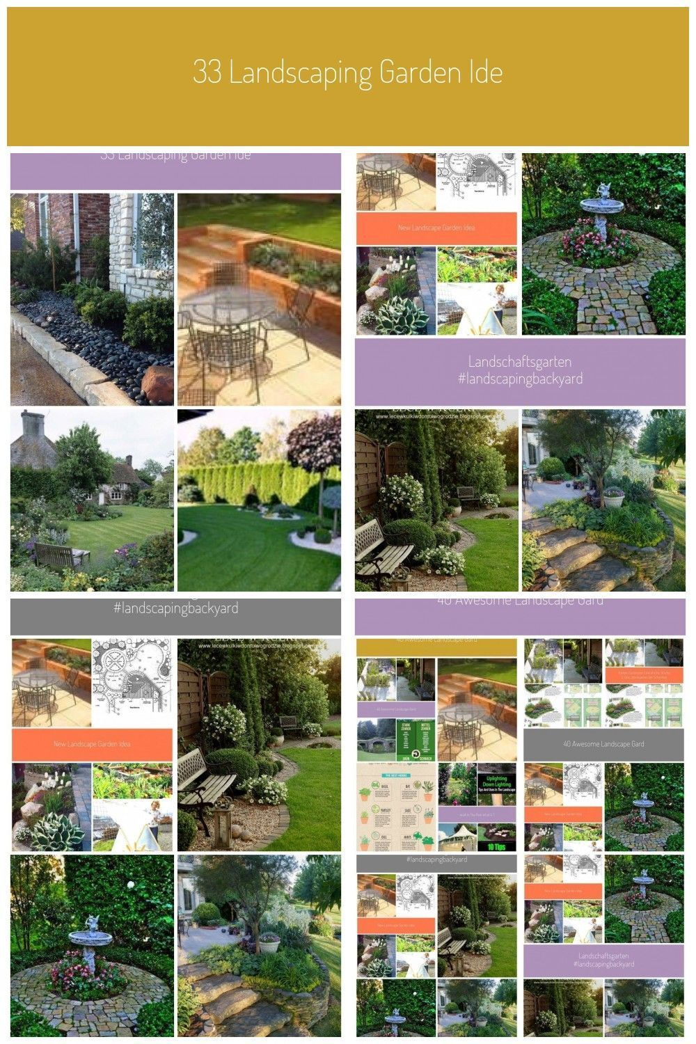 33 Landscaping Garden Ideas With River Rock Blackrockgardenlandscaping Garden Ideas Landscaping Rive