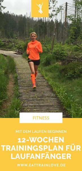 Photo of Start running: The 12-week training plan for beginners | EAT TRAIN LOVE