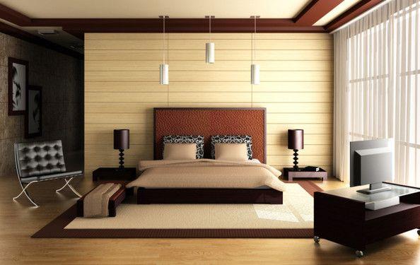 bedrooms - Long Bedroom Design