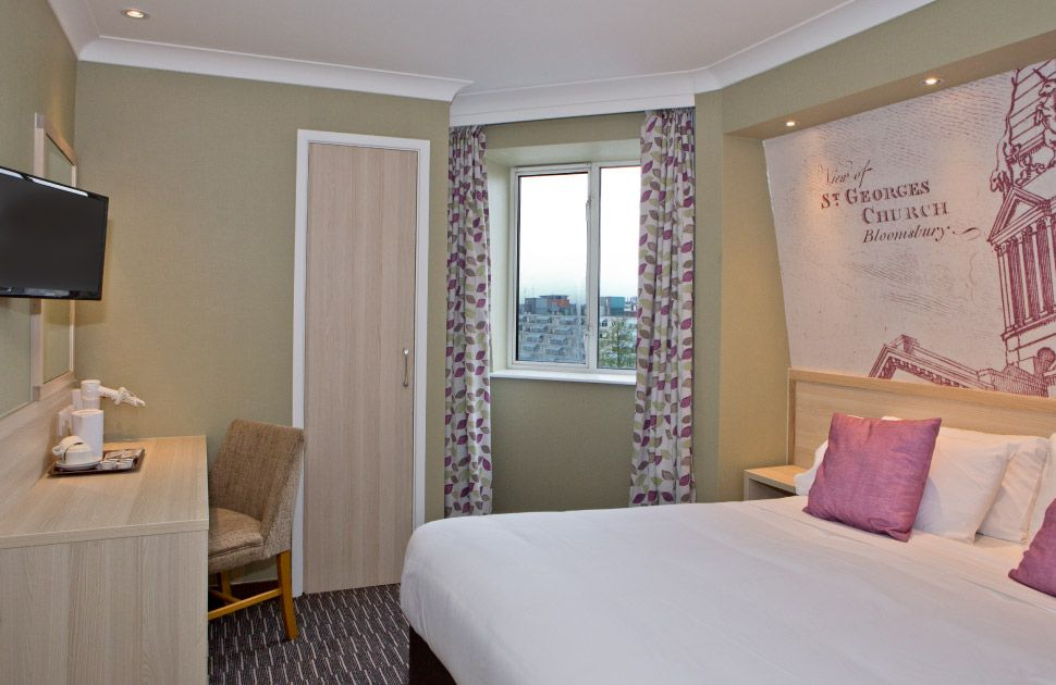 The President Hotel Great Value In Central London From 86