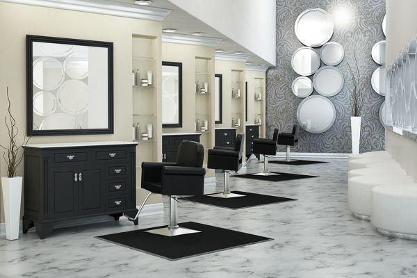salon designs Salon Interior Designs on Behance bathroom