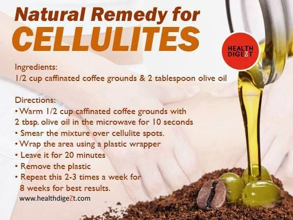 Reduce Cellulites naturally: http://bit.ly/1PDusuh