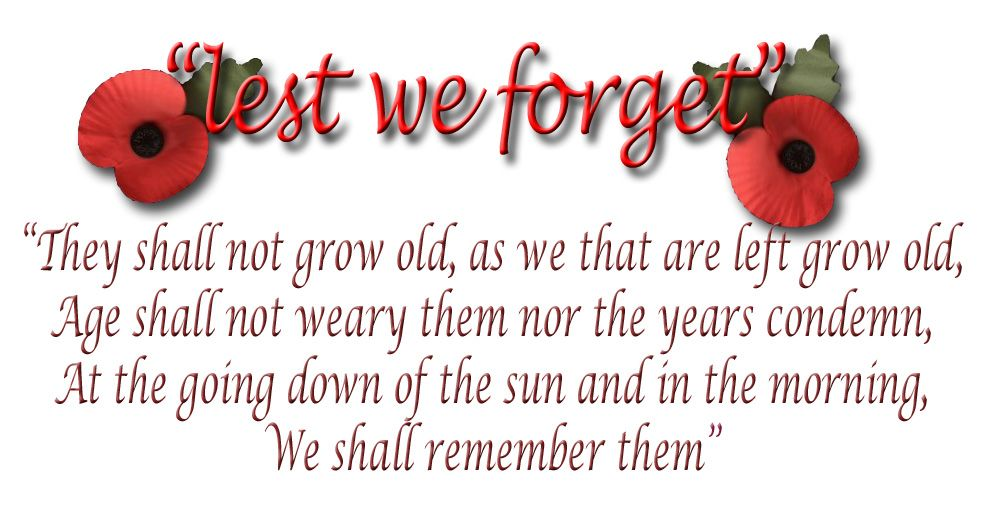 ANZAC Day – Lest We Forget | Remembrance day quotes, Lest we ...