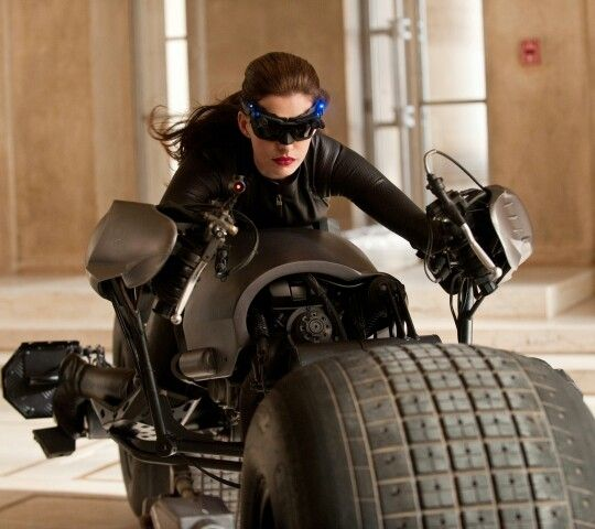 Anne Hathaway Catwoman, Catwoman, The