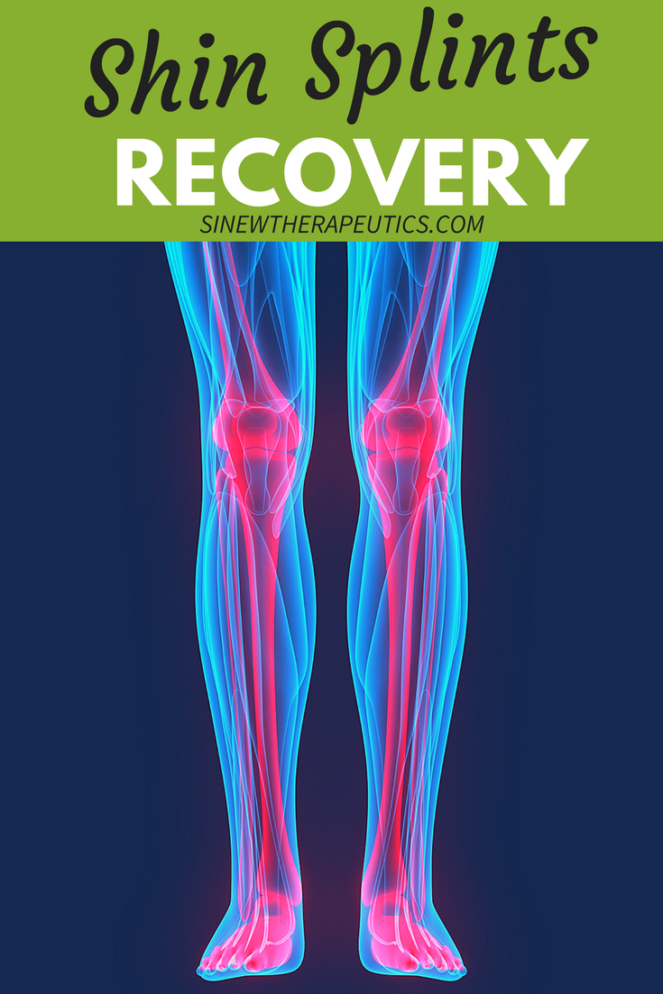 Shin Splints Recovery - The chronic stage begins once the swelling ...