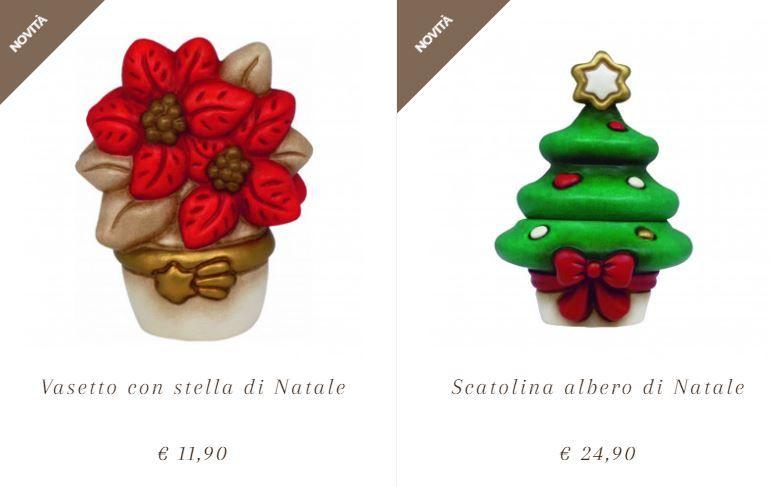 Addobbi Natalizi Thun.Addobbi Natalizi Thun Catalogo Addobbo Natale Stella Di Natale