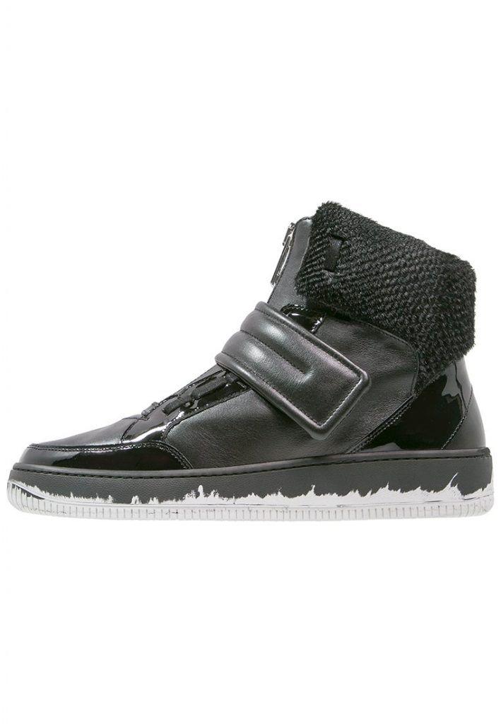 #Just #Cavalli #Sneaker #high #black für #Herren -