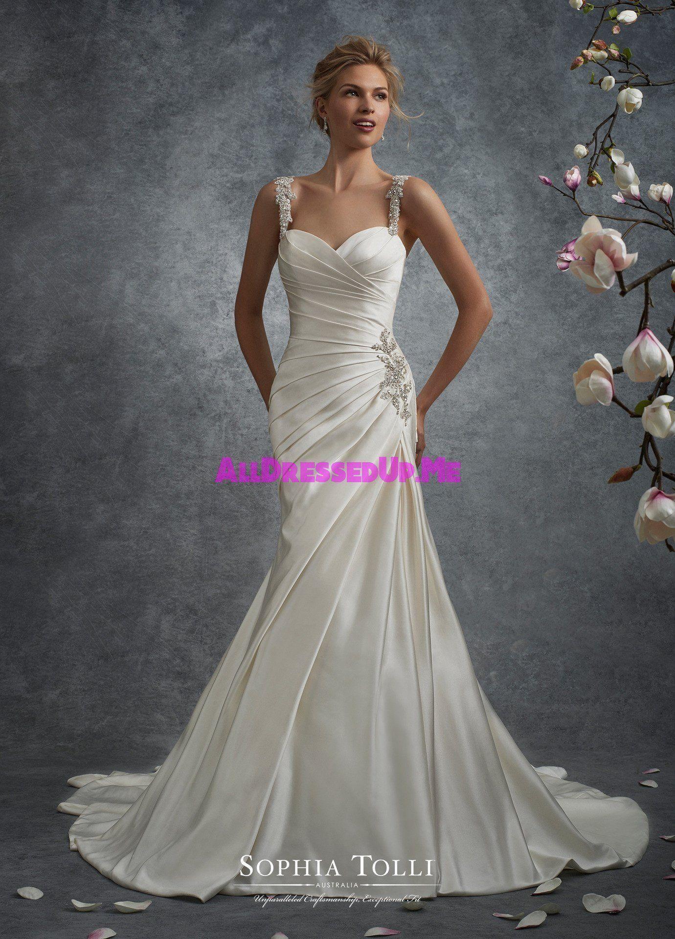 Sophia Tolli - Y21738 - Aludra - All Dressed Up, Bridal Gown ...
