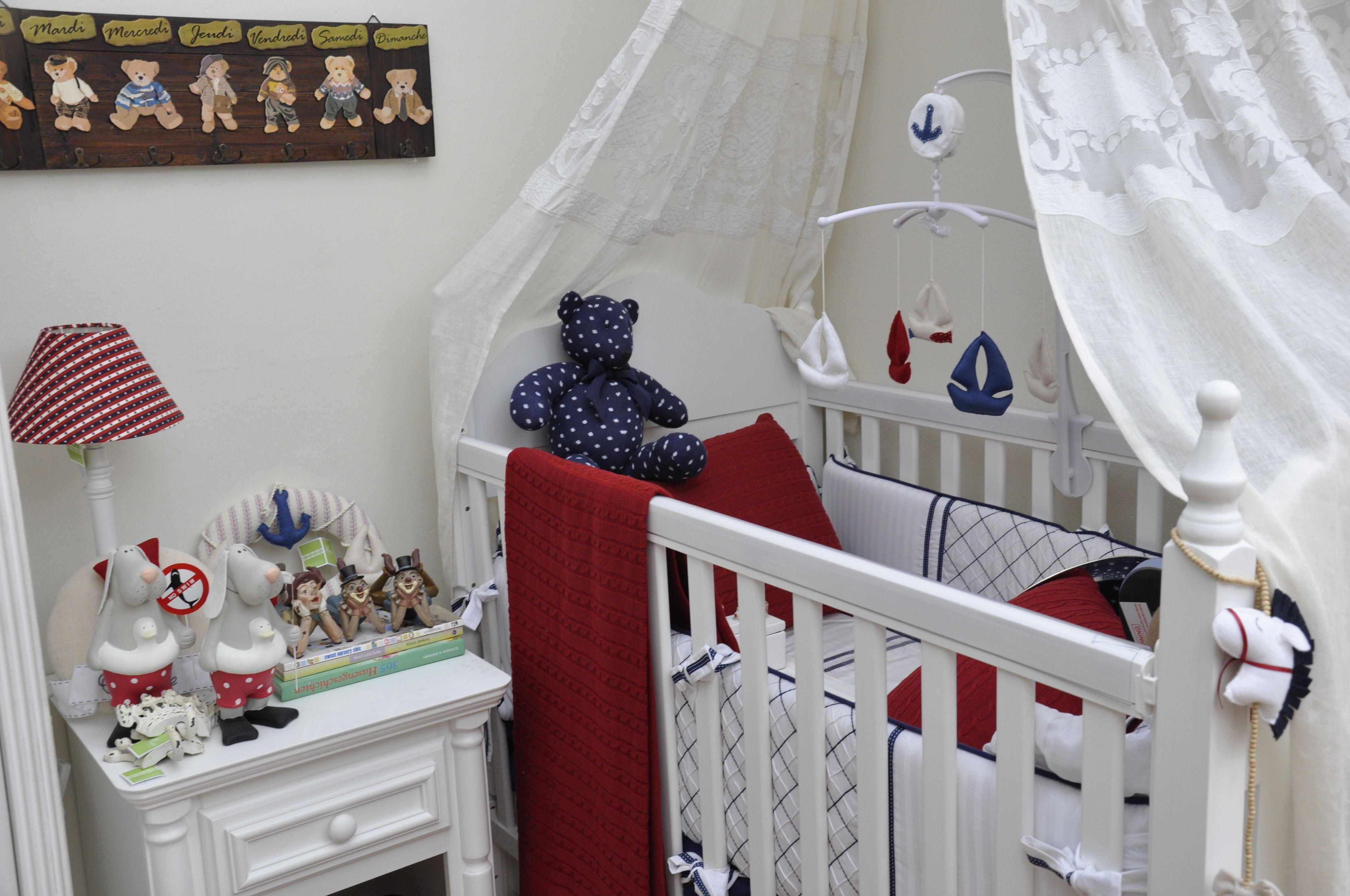 Quarto Do Beb Azul Vermelho Decor Pinterest Room ~ Quarto Azul Com Rosa E Quarto Adulto Feminino