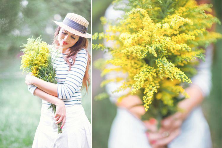 Decorar Arranjos De Flores Amarela Tango Flor Do Campo