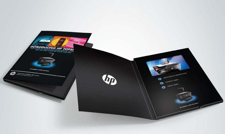 Video brochure HD Binder \ Brochure Pinterest Brochures - video brochure template