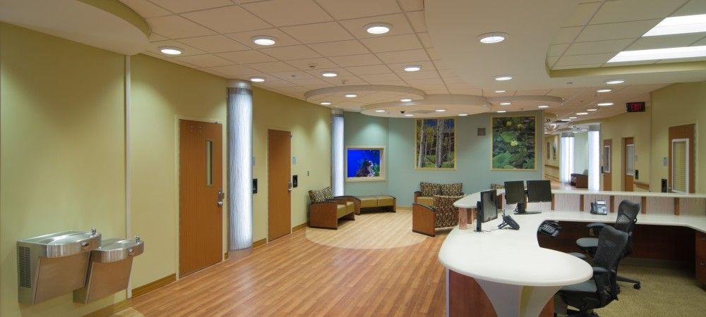 Ann Arbor Va Inpatient Mental Health Clinic C2ae Design